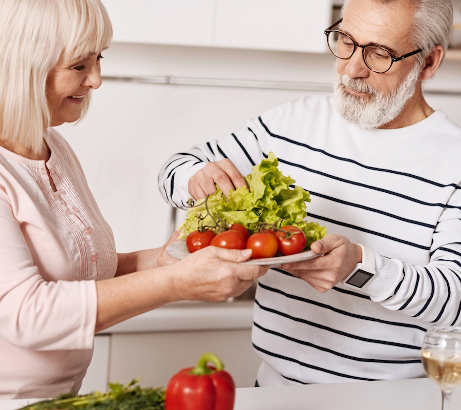 nutritional health habits for seniors