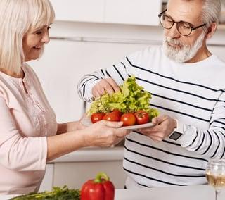 nutritional health habits for seniors