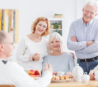 social life in assisted living communities
