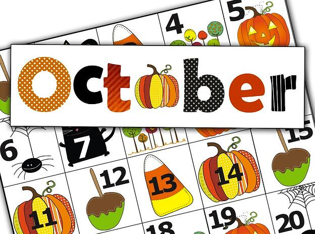 October activities at Sarasota Bay Club