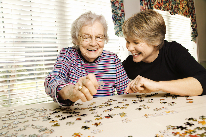 assisted living nurse