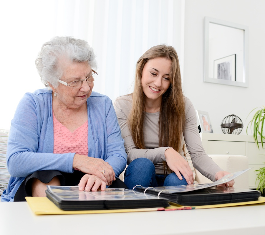 is dementia a normal part of aging