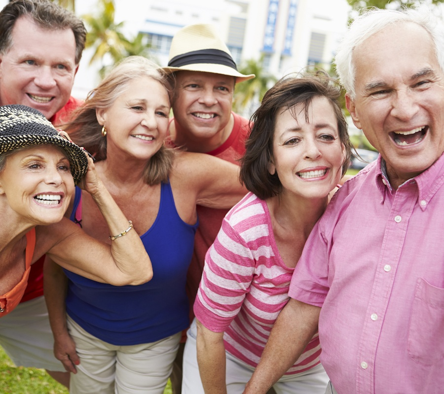 5 Senior Social Clubs in the Sarasota Area