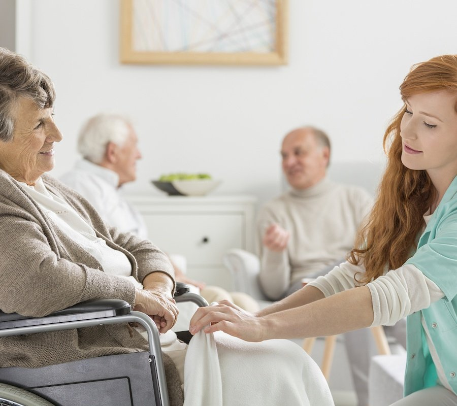 transition to assisted living