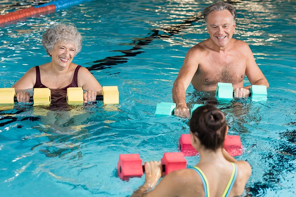 Top Places for Seniors in Sarasota to Swim and Stay Active
