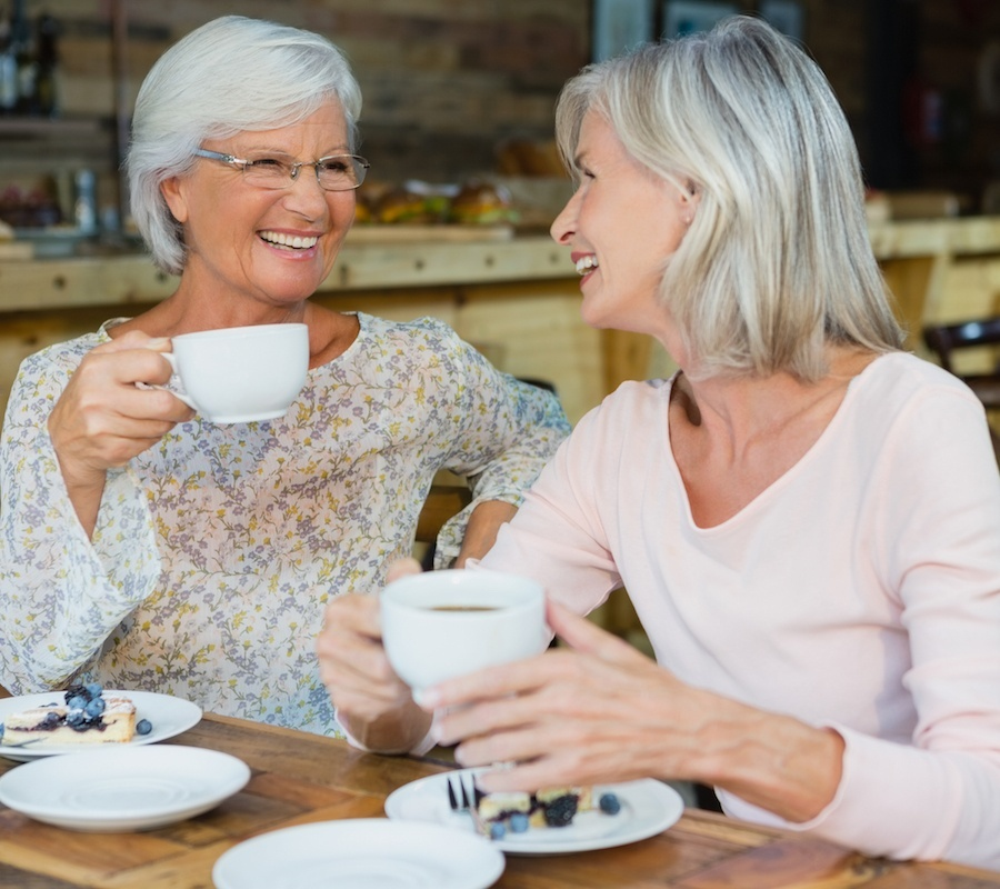 The Importance of Senior Friendships